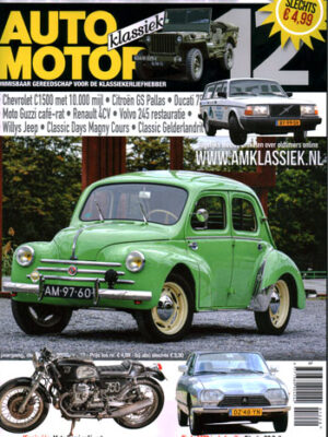 automotor klassiek 12-2020