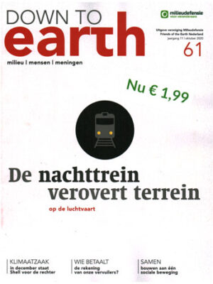 Down to earth 61-2020