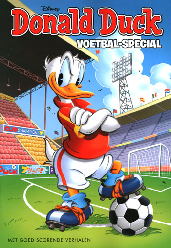 donald duck voetbal special 04-2021
