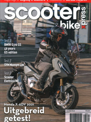 scooter and bike xpress 168-2021