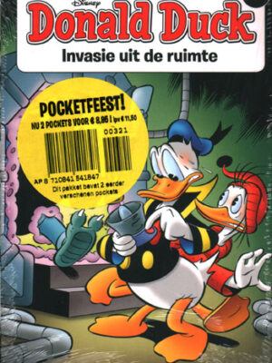 donald duck pocketfeest 03-2021