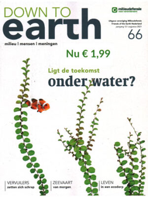 Down to Earth 66-2021