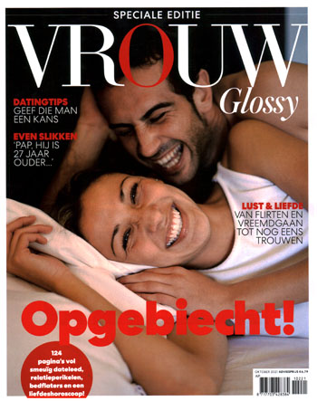 Vrouw Glossy Special 02-2021