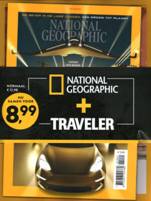National Geographic + National Geographic Traveler 10-2021